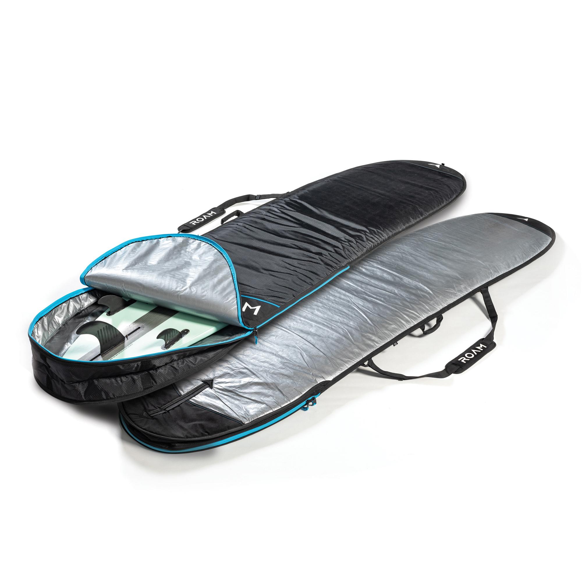 Roam Sac de Surf Planche de Surf tech bag funboard 8.0 Airline Couvercle Sac bag
